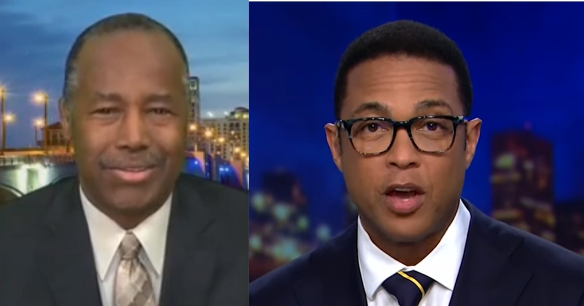 Ben Carson Teaches Don Lemon Brutal History Lesson And He'd Be Wise To Listen Up • MAGADoodle